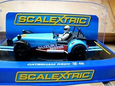 Scalextric  Caterham R500 in blau   Art. 3133