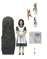 Pan's Labyrinth Ofelia Action Figure Guillermo del Toro Signature Originale Neca