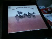 1969 Blood Sweat & Tears LP Stereo Vinyl CS9720 Excellent Condition