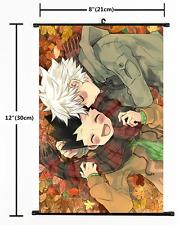 Japan Anime Hunter X Hunter Killua Gon home decor Wall Scroll Poster 2467