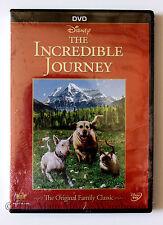 The Wonderful World of Disney The Incredible Journey DVD Original Homeward Bound