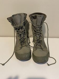 """Danner - 50132 Tachyon 8"""" USAF Sage Green Military And Tactical Boots. Size 9"""