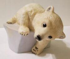 1982 Brrrr! Polar Bear Figurine By Eva Dalberg