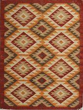 Moroccan Rug Carpet Kilim Kelim Turkish Handmade Woven Wool Area Rug