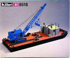 Kibri (3)8518 – Bausatz Menck Bagger auf Schwimmponton