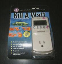KILL A WATT P3 Power Usage Meter NEW