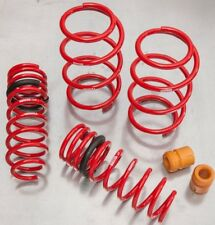 2014-2019 Toyota Corolla TRD Lowering Springs Genuine OEM PTR07-02140