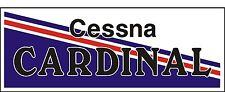 A029 Cessna Cardinal Airplane banner hangar garage decor Aircraft signs