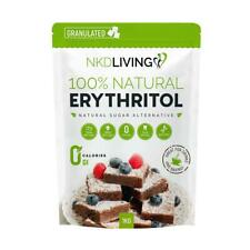 💚 NKD Living Natural Granulated Erythritol 1Kg