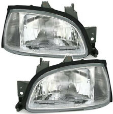 front lights Headlights SET for RENAULT CLIO 1 type 57 96-98