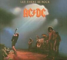 "AC/DC ""Let there be rock"" CD special DIGIPACK pm EDT NEUF"