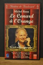 VHS - MICHEL ROUX - LE CANARD A L'ORANGE - THEATRE DE BOULEVARD - TTB