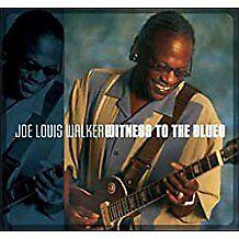 WALKER Joe Louis - Witness to the blues - CD Album