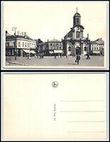 BELGIUM Postcard - Charleroi, Place de la Ville Haute et l'Eglise FF11