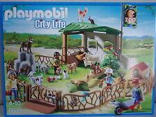 Playmobil City Life 6635 Zoo pour enfants - Neuf et emballage d'origine
