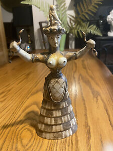 Persian / Middle Eastern Pottery Figure
