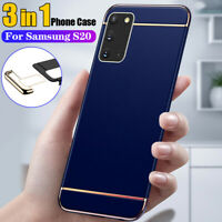 Ultra Thin Armor Hybrid Slim Hard Case Cover For Samsung Galaxy S20/Ultra/Plus