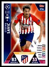 Match Attax Champions League 2018/19 - Stefan Savi? Athletico Madrid No.25