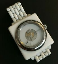 Nixon The Debutant Womens White Automatic Watch