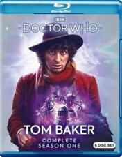 Doctor Who: Tom Baker The Complete First Season (DVD,2018)