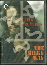 Out of Print - NEW DVD - THE MILKY WAY - Criterion Collection #402 - Luis Bunuel
