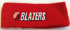 NBA Portland Trail Blazers Headband Ear Warmer NEW!