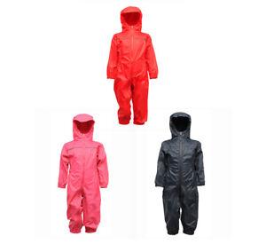 Kinder Regenanzug wasserdicht atmungsaktiv winddicht mit Kapuze