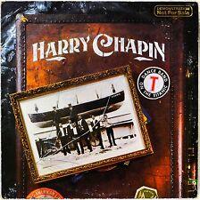 Harry Chapin Dance Band on the Titanic DJ Promo LP NM Vinyl Singer Songwriter