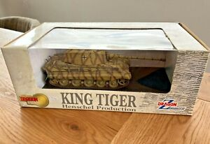 DRAGON ARMOR, 1:35 SCALE, GERMAN KING TIGER - WESTERN FRONT 1945
