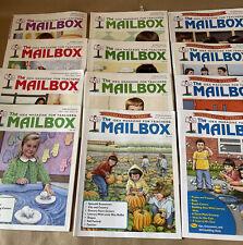 Lot Of 12 Grab Bag The Mailbox Idea Magazine For Teachers Preschool Kindergarten