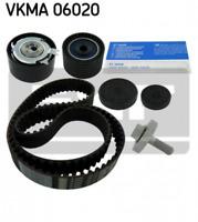 Zahnriemensatz für Riementrieb SKF VKMA 06020