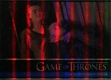 Game Of Thrones Season 6 Foil Base Card #29 The Winds of Winter