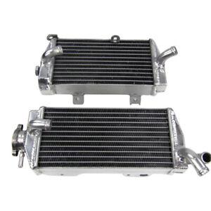 Amélioré Paire Aluminium Courses Radiateur Pour Honda CRF450R 2013-2014 CRF 450R
