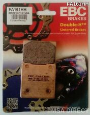 Kawasaki ZXR750 (1989 to 1995) EBC Sintered REAR Brake Pads (FA161HH) (1 Set)