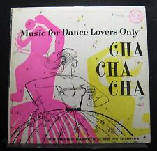 Don Marino Barreto Jr. - Music For Dance Lovers Only LP VG+ VX 25.810 Record