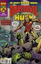 MIGHTY WORLD OF MARVEL #22 - Volume 3 - Panini Comics