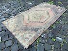 Turkish rug, Vintage rug, Handmade rug, Area rug, Wool, Carpet   2,5 x 4,9 ft