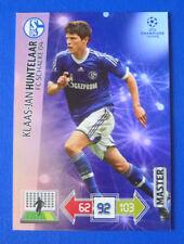 CARD ADRENALYN CHAMPIONS LEAGUE 2012/13 - HUNTELAAR - SCHALKE 04 - MASTER