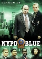 NYPD Blue: Season 06 [New DVD]