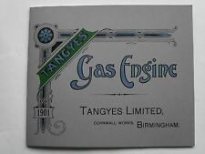Tangyes Gas Engine Catalogue 1901