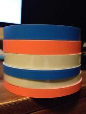 Luminous Glow In The Dark Self Adhesive Sticker Tape Safety Strip- Blue 10mm*2m