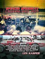 Spencer Speedway Legends 1957-1977, Paperback by Kasper, Len, Like New Used, ...