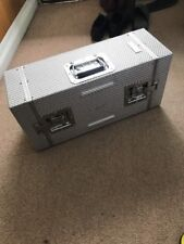 LEMSFORD Large Hard Aluminium Flight Case Photography Equipment Carry Box