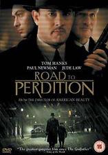 ROAD TO PERDITION - DVD - REGION 2 UK