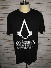 Assassins Creed syndicate men's XL Shirt Black