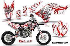 KTM SX65 SX 65 2009-2015 GRAPHICS KIT CREATORX DECALS STICKERS SAMURAI RWNP