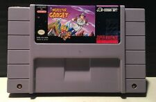 Inspector Gadget Super Nintendo SNES Game Cartridge Only