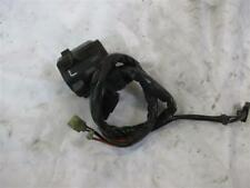 4. Kawasaki GPZ 900 R ZX900A Left Handlebar Switch Steering Armature
