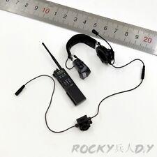 """CUFFIE MODELLO PER 12/"""" Action Figure Facile /& semplice ES26021GS SMU MU RADIO"""