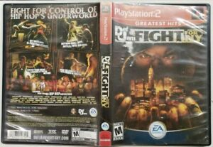 Def Jam: Fight for New York NY (PlayStation 2, PS2) Greatest Hits